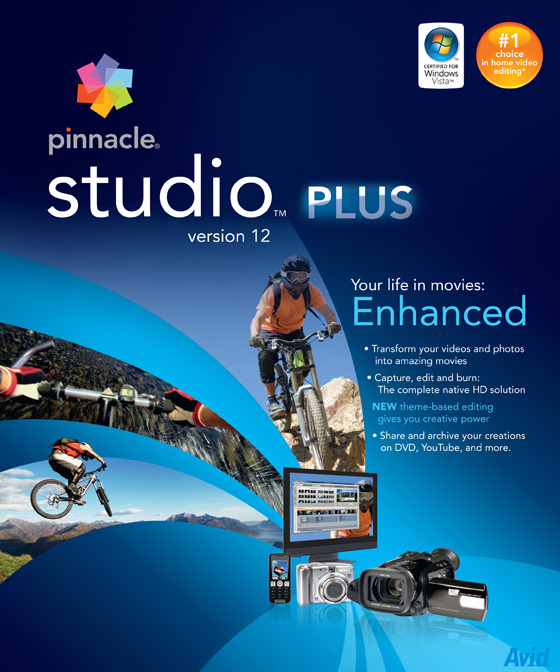 Pinnacle HD Video Editing Software - Studio Plus Version 11 Pro video.